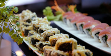 Sushi La Bar and Grill Restaurant in Cyprus